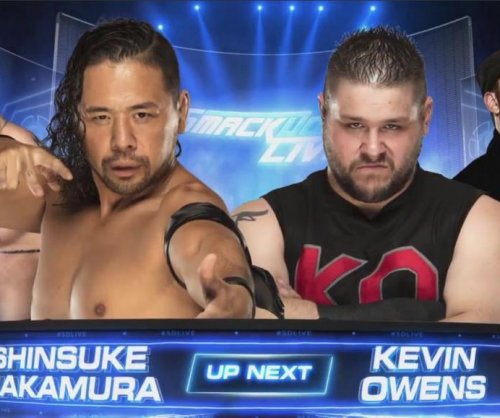 WWE Smackdown: Daniel Bryan joins Owens, Nakamura match as a referee