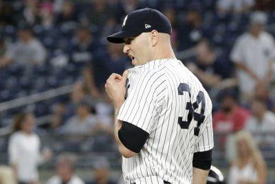 Yankees ride Happ in series finale with Orioles