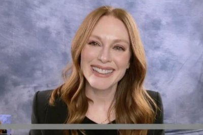 Julianne Moore on playing Gloria Steinem: 'I admire her so very much'