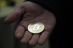 Bitcoin soars to all-time high -- over $63,000 -- ahead of Coinbase IPO