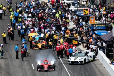 Indy 500, NBA-NHL playoffs highlight weekend in sports