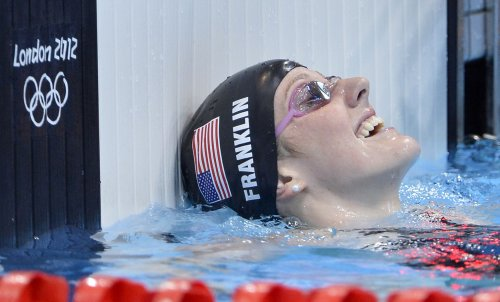 Americans rebound in Olympic swimming