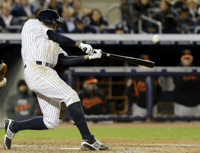 Yankees' Granderson returns to disabled list with fractured knuckle
