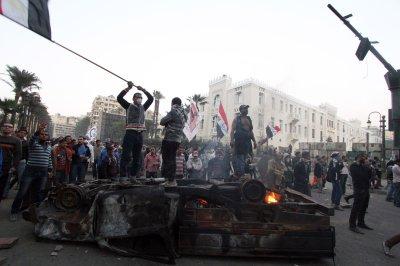 ElBaradei: Egypt's Morsi is like a pharaoh