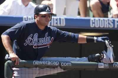 Braves infielder Prado out for season