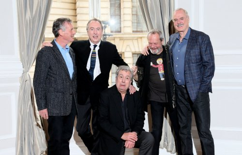 Monty Python cast takes its final bow