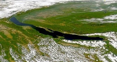 Freshwater Lake Baikal turning into swamp, ecologists say