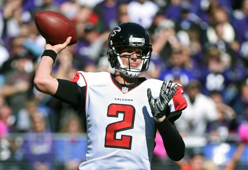 Falcons try to stay perfect in NFC South play