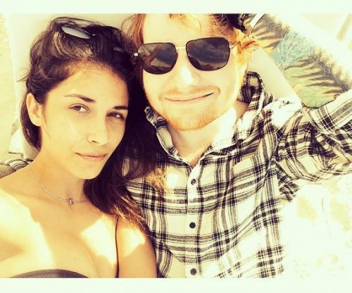 Ed Sheeran confirms split from girlfriend Athina Andrelos