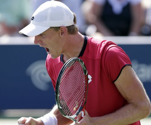 Anderson advances to Queen's final, Murray rained out