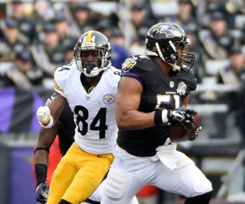 Baltimore Ravens LB Daryl Smith released