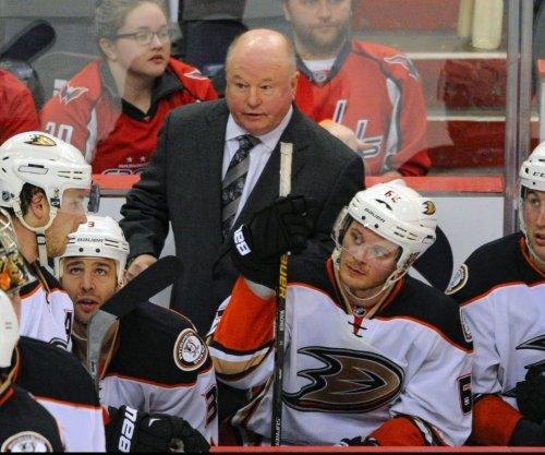 Anaheim Ducks fire coach Bruce Boudreau