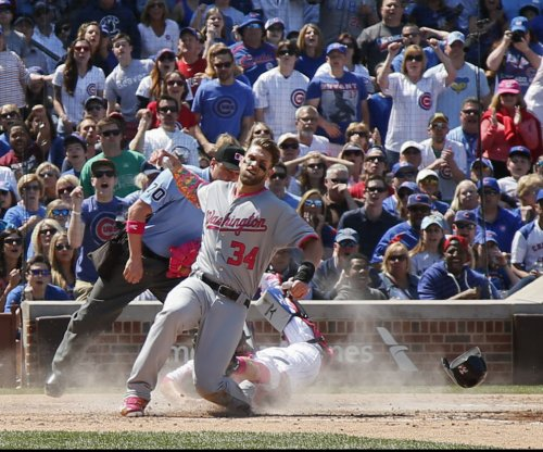 Washington Nationals opponents not giving Bryce Harper chance to hit