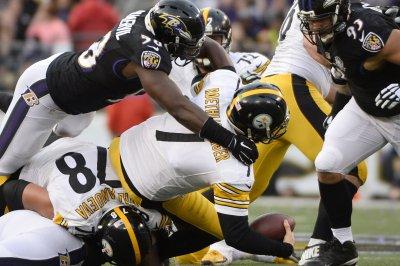 Baltimore Ravens activate Elvis Dumervil, Breshad Perriman off PUP list