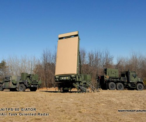 Marines order more advanced radars from Northrop Gruman