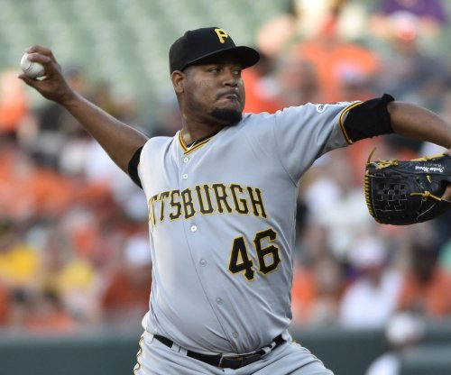 Ivan Nova, Elias Diaz help Pittsburgh Pirates to 3-1 win over Miami Marlins