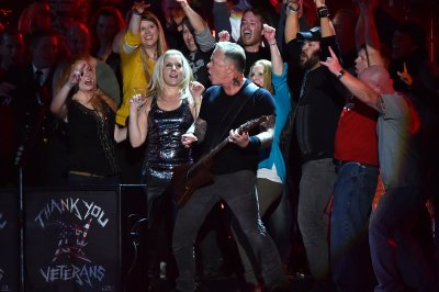 James Hetfield donates 1,000 acres in Northern California to land trust