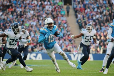 Chargers stay on the road to face Seahawks