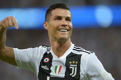 Cristiano Ronaldo header lifts Juventus to Super Cup title
