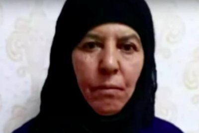 Turkish forces capture sister of killed Islamic State leader