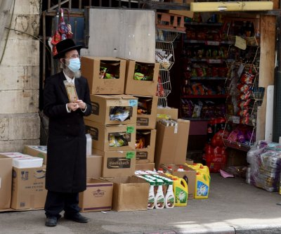 Coronavirus cases spike in ultra-Orthodox Israeli city of Bnei Brak