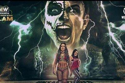 AEW Dynamite: Britt Baker, Thunder Rosa collide in first women's main event
