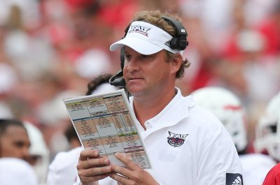 Ole Miss fires offensive line coach three days after spring football game