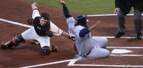 MLB: San Francisco 2, Detroit 0
