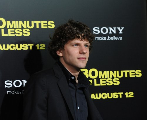 Jesse Eisenberg to play Lex Luthor in Superman-Batman flick