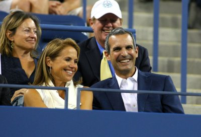 Katie Couric gets hitched [PHOTO]