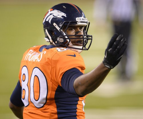 Denver Broncos TE Julius Thomas probable vs. San Diego Chargers