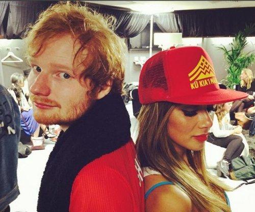 Ed Sheeran denies Nicole Scherzinger romance