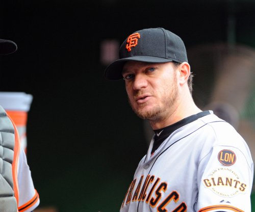 San Francisco Giants back Jake Peavy in 12-6 win
