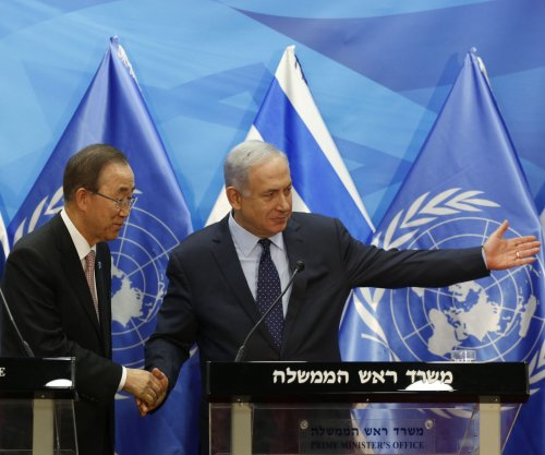 Netanyahu asks UN chief to help win release of Israelis from Hamas