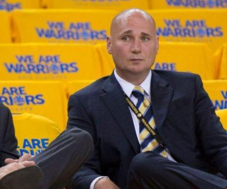 Golden State Warriors' Travis Schlenk expected to be named Atlanta Hawks' GM