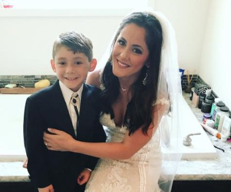 'Teen Mom 2' star Jenelle Evans marries David Eason