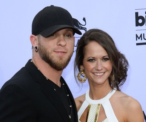 Brantley Gilbert, wife Amber welcome son: 'So thankful'