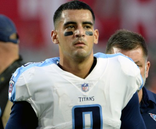 Marcus Mariota: Tennessee Titans QB apologizes to reporters after 'earful' from mom
