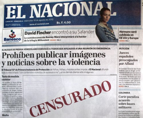 Venezuela newspaper ends print edition amid censorship concerns