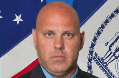 NYPD detective killed by friendly fire