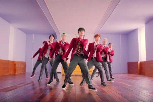 K-pop group Pentagon teases 'Forbidden' music video
