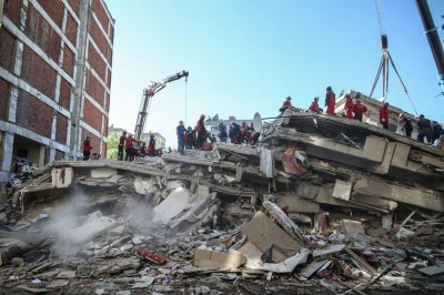 Death toll rises to 39 in Turkey earthquake