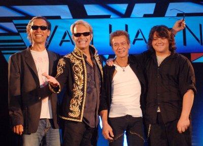 Van Halen recording new album with Roth