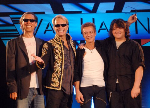 Van Halen recording new album with Roth