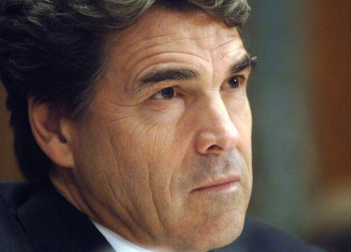Rick Perry elected GOP governors leader