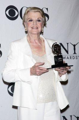 Lansbury wins 5th Tony Award