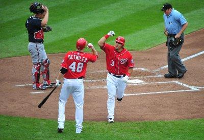 MLB: Washington 3, Atlanta 0