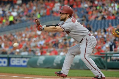 Welington Castillo homers again as Arizona Diamondbacks down Washington Nationals
