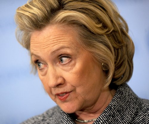 Clinton: State Dept. report critical of email server won't affect presidency