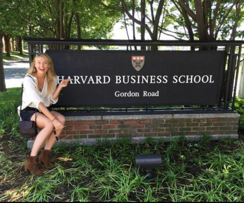 Maria Sharapova enrolls at Harvard during suspension